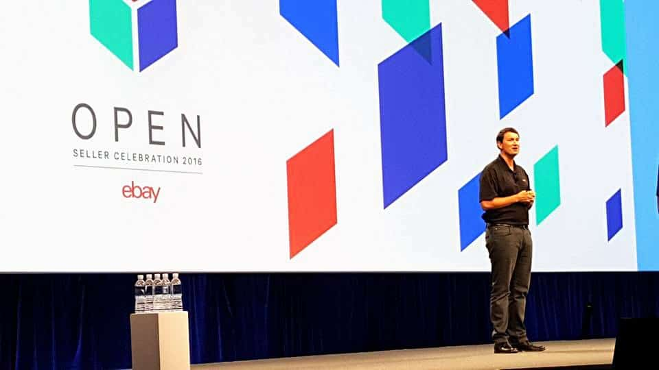 Inspiring, Exciting, and Innovating: The eBay OPEN Conference