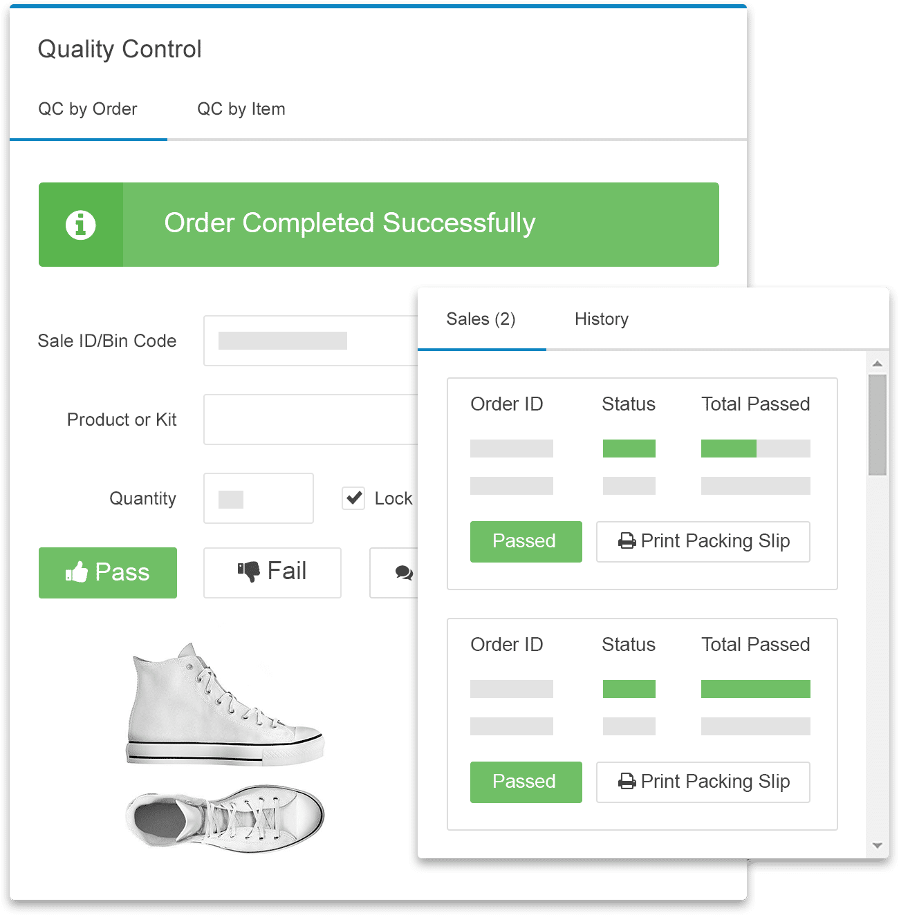 Pick, Pack and Ship - Streamline Your Warehouse Inventory | SkuVault