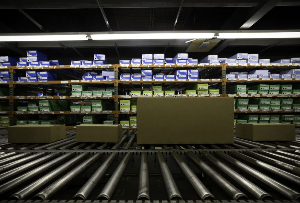how to improve warehouse efficiency